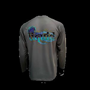 Man-O-War Fishing Shirt – Ash Gray