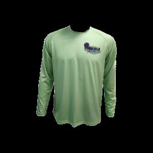 Man-O-War Fishing Shirt – Sage Green