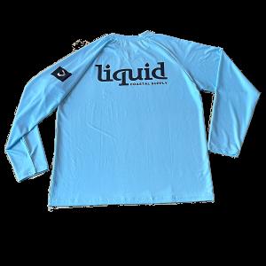 Liquid Classic Logo Fishing Shirt