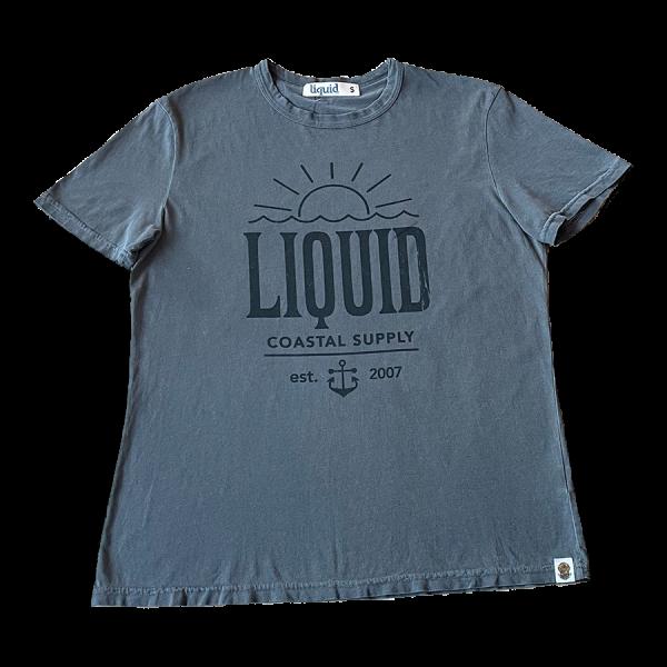 Liquid Coastal Supply Est 2007 - Gray Sunset Front