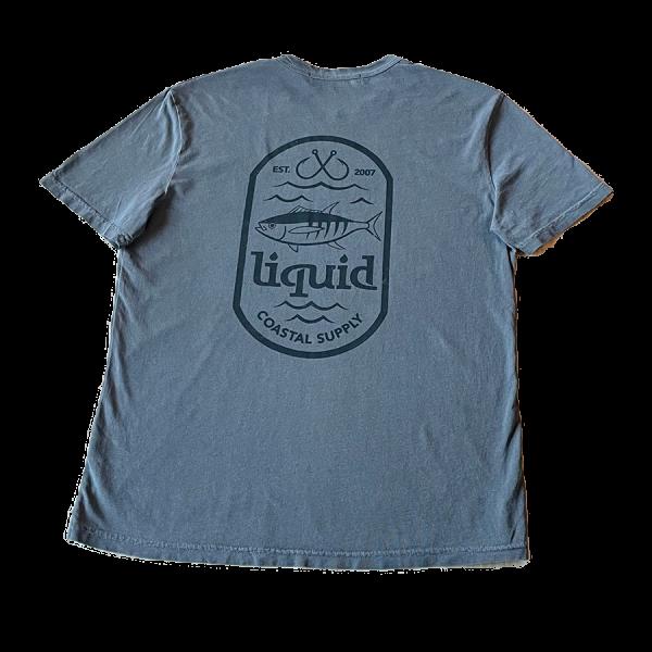 Liquid Coastal Supply Est 2007 - Gray Tuna Back