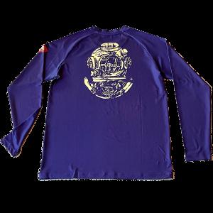 Youth Diver Down UV Shirt – Purple
