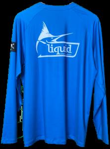 Marlin UV Shirt – Reflex Blue